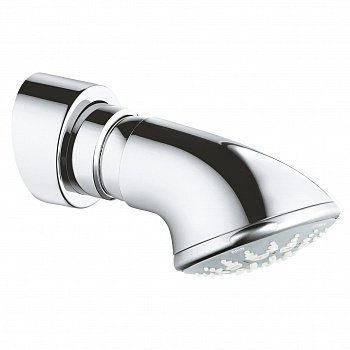 Верхний душ Grohe Relexa 100 Five (27062000) фото