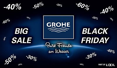 Grohe Big Sale!