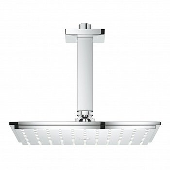 Верхний душ Grohe Rainshower Allure 230 с держателем (26065000) фото